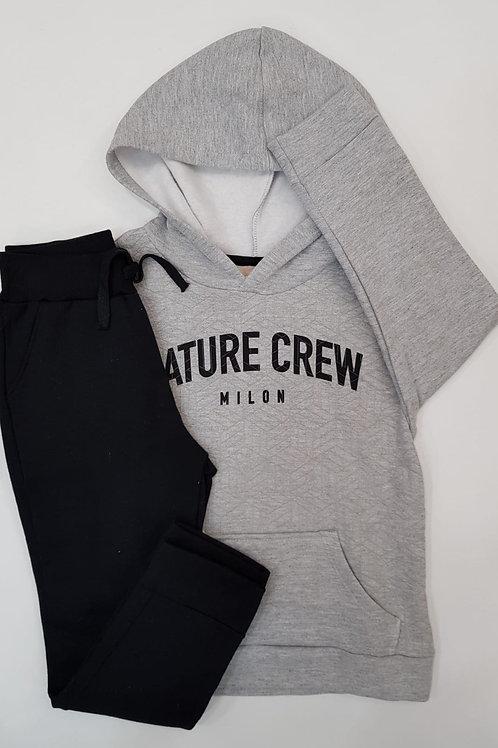 """Conjunto """"Nature Crew"""" gris (11467)"""