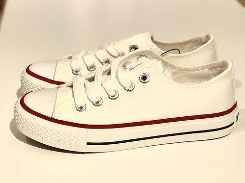 Lonetas blancas bajas juveniles CHIKA10 (20663)