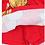 Thumbnail: Conjunto rojo piña NANAI (600251)