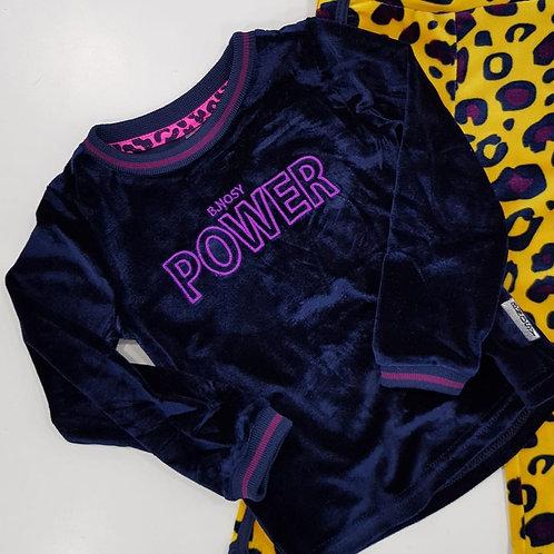 """SUDADERA """"POWER"""" (Y009-5460)"""