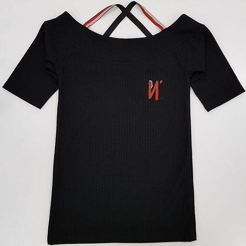 """Camiseta """"N"""" (Q002-3409)"""