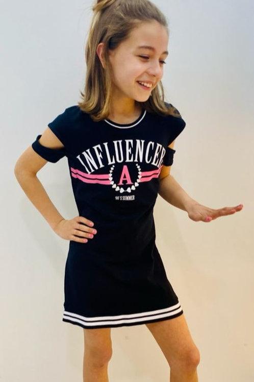 """Vestido """"influencer"""" de AMORA (51184)"""