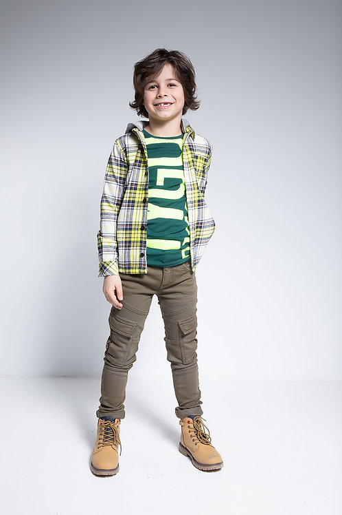 Camisa Square TYGO&VITO (X009-6102)