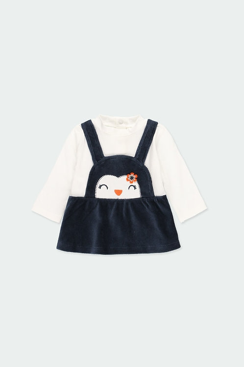 "Vestido ""Pingüino"" (111014 - 2440)"