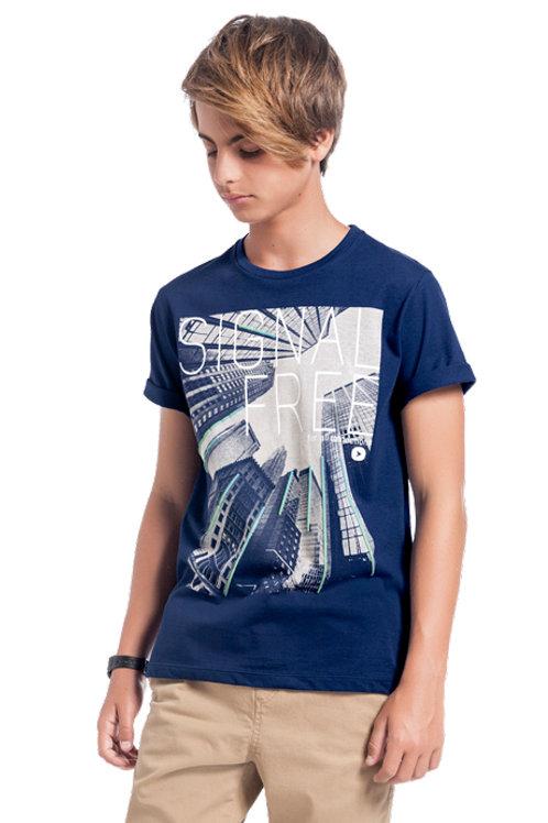 Camiseta  SIGNAL FREE (80837)