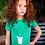 Thumbnail: Camiseta verde cactus B.NOSY (Y103-5462)