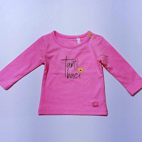 Camiseta Rosa BAMPIDANO (A003-7421)