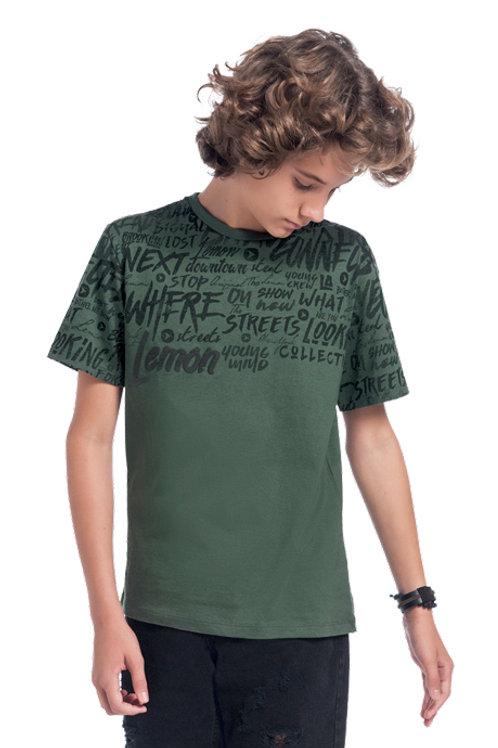 Camiseta TEXT (80843)