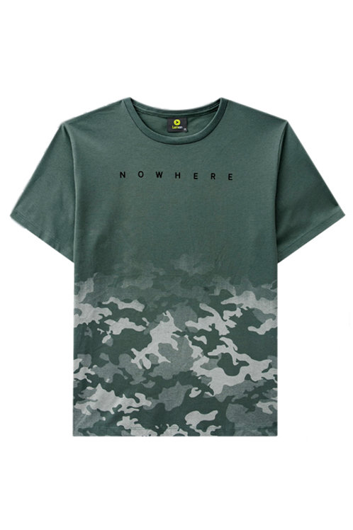 Camiseta NOWHERE (80834)