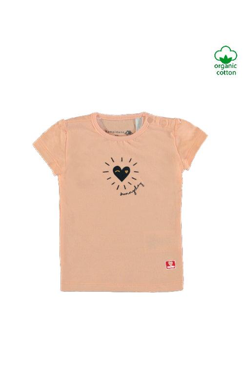 Camiseta bebé sunnyday de BAMPIDANO
