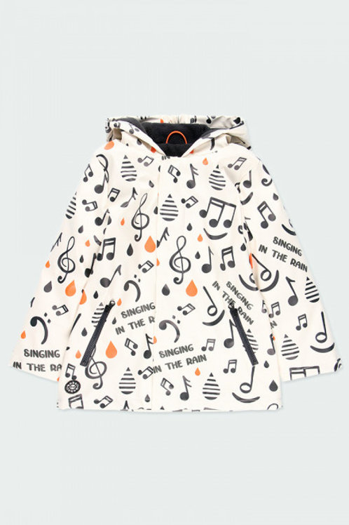 Impermeable notas musicales BOBOLI (390068)