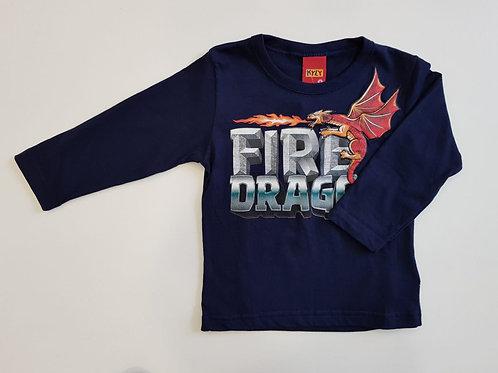 "Camiseta ""Fire Dragon"" (206958)"