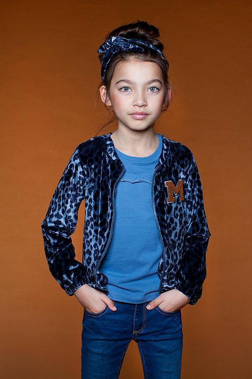 "Chaqueta ""Blue Leopard"" (M008-5336_170)"