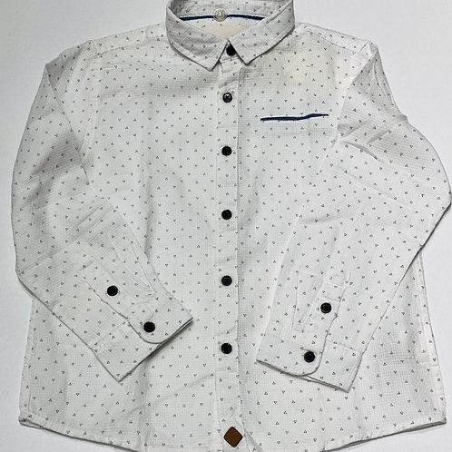 Camisa triángulos MILON (12235)