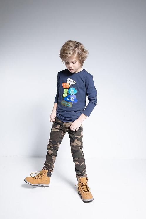 "Camiseta ""Discover""(X008-6403_190)"