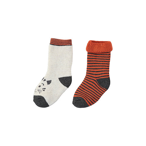 Set 2 calcetines rizo MAYORAL (10096)