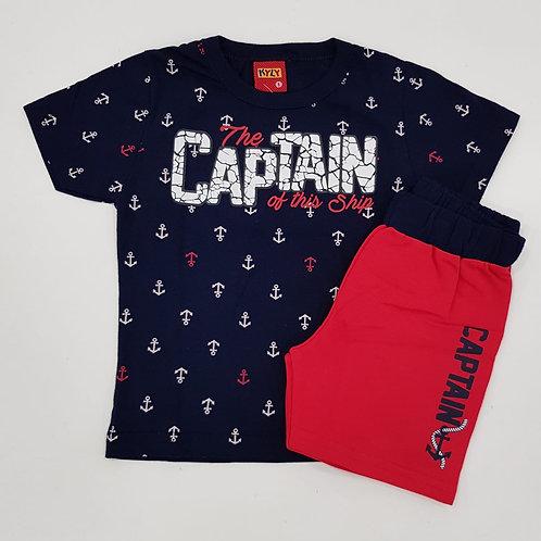 Conjunto CAPITAIN (109714)