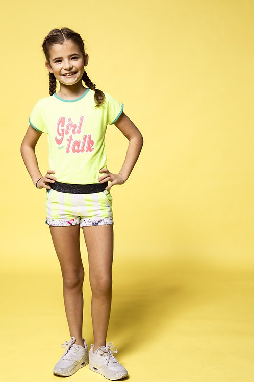 Camiseta girl talk B.NOSY (Y003-5454)