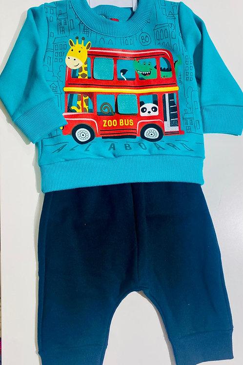 """Conjunto """"Zoo Bus"""" (207183)"""