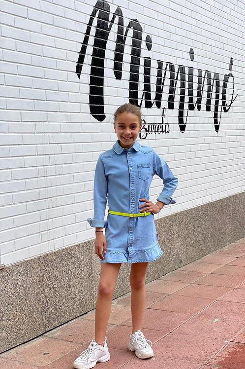 Vestido Denim (Y012-5800)