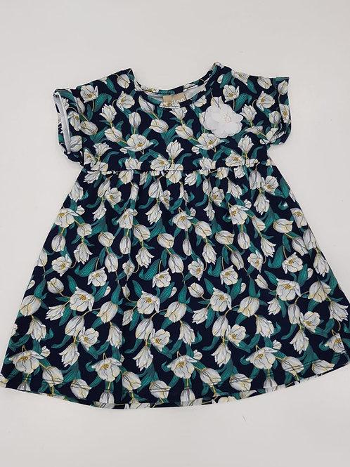 Vestido flor MILON (11881)