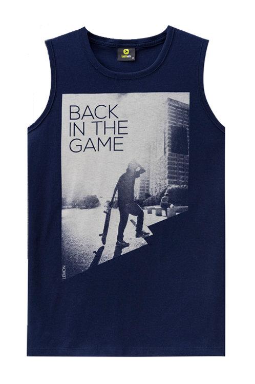 Camiseta BACK (80830)