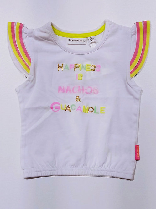 "CAMISETA ""HAPPINES"" (A003-54448)"