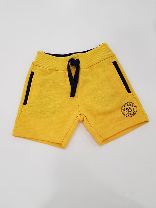 Bermuda algodón amarilla MILON (10999)