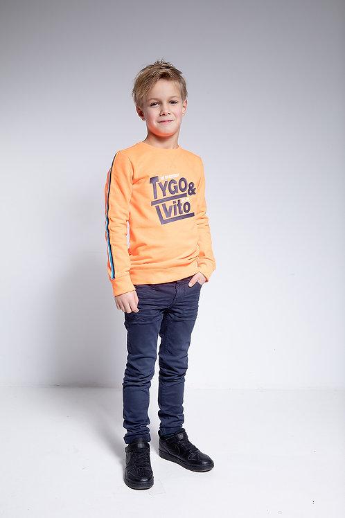 """Sudadera """"Orange T&V"""" (X008-6301_565)"""