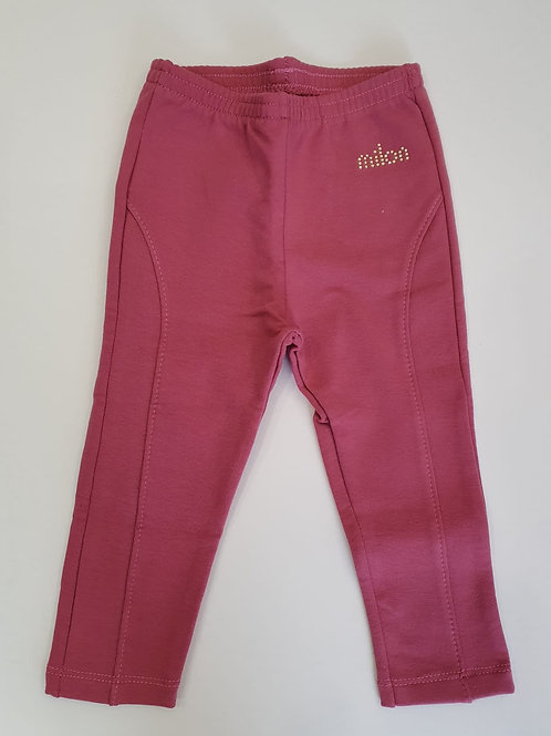 Legging rosa costura frontal (7408)