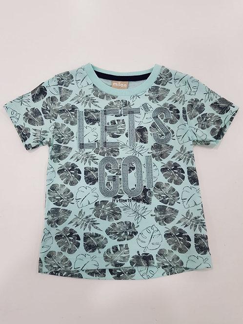 """Camiseta """"Let's Go"""" (11786)"""