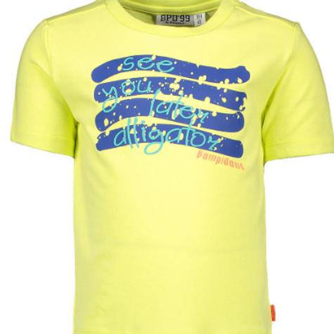 """Camiseta niño""""See you later"""" de BAMPIDANO (A103-6441)"""