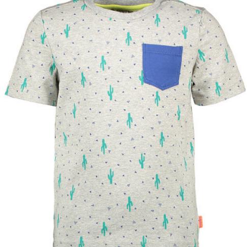 Camiseta Cactus Bolsillo BAMPIDANO (A103-6443)