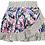 Thumbnail: Falda estampado plumas B.NOSY (Y104-5790)