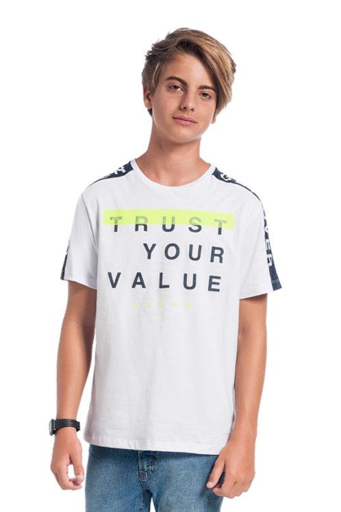 Camiseta TRUST (80844)