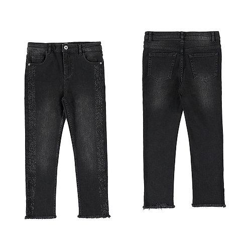 Pantalón tejano tiro alto MAYORAL (7557)