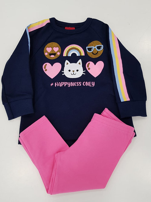 "Conjunto ""Happyness only"""