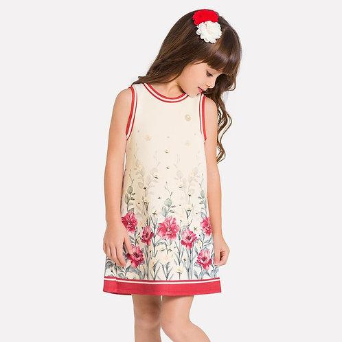 Vestido flores MILON (11925)