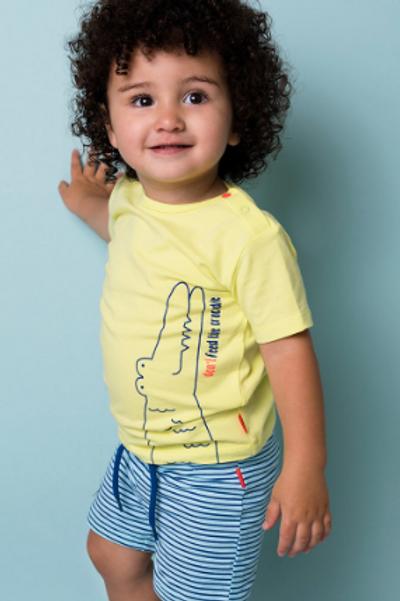 Camiseta Cocodrilo Bebé BAMPIDANO (A103-8441)