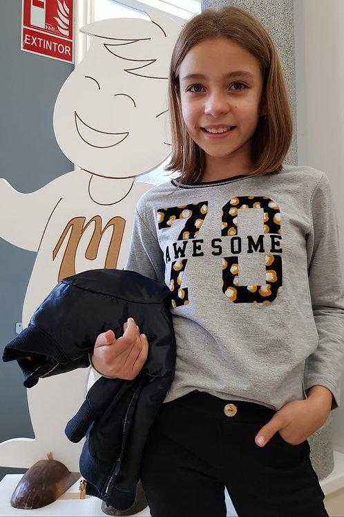 """Camiseta """"Awesome"""" (207144)"""