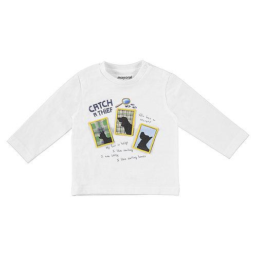 Camiseta play secret MAYORAL (2069)