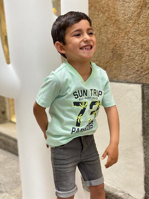 "Camiseta ""Sun Trip 73"" (X0-6462)"