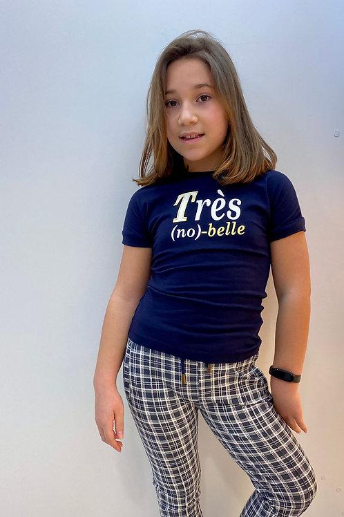 Camiseta Très (No)-Belle (Q003-3400)