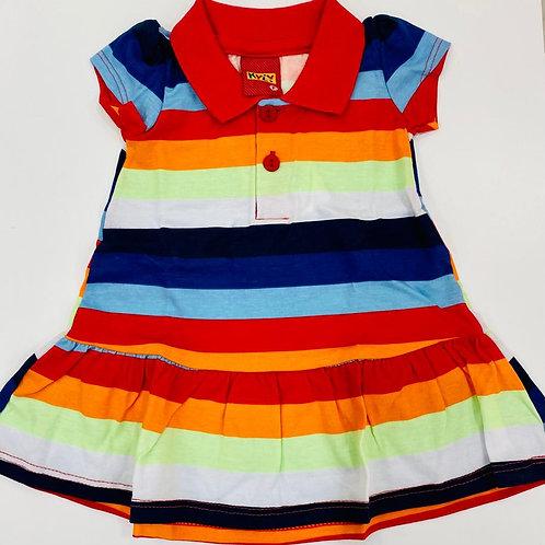 Vestido Colores Rayas KYLY (109616)