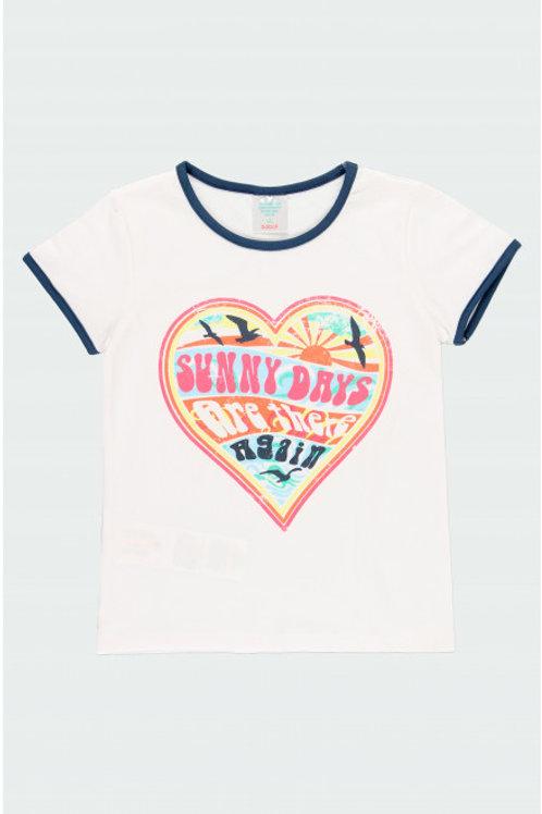 Camiseta de punto de BOBOLI (422064)