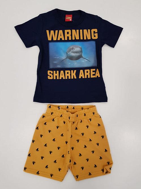 Conjunto warning shark area KYLY (110301)