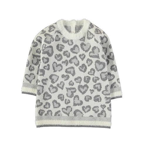 Vestido tricot corazones MAYORAL (2924)