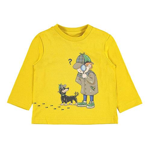 Camiseta detective MAYORAL (2066)