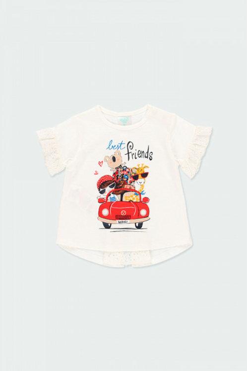 "Camiseta punto ""my bbl friends""(232029)"