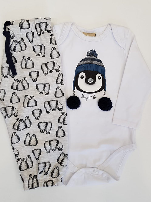 "Conjunto ""Penguin"" (12207)"